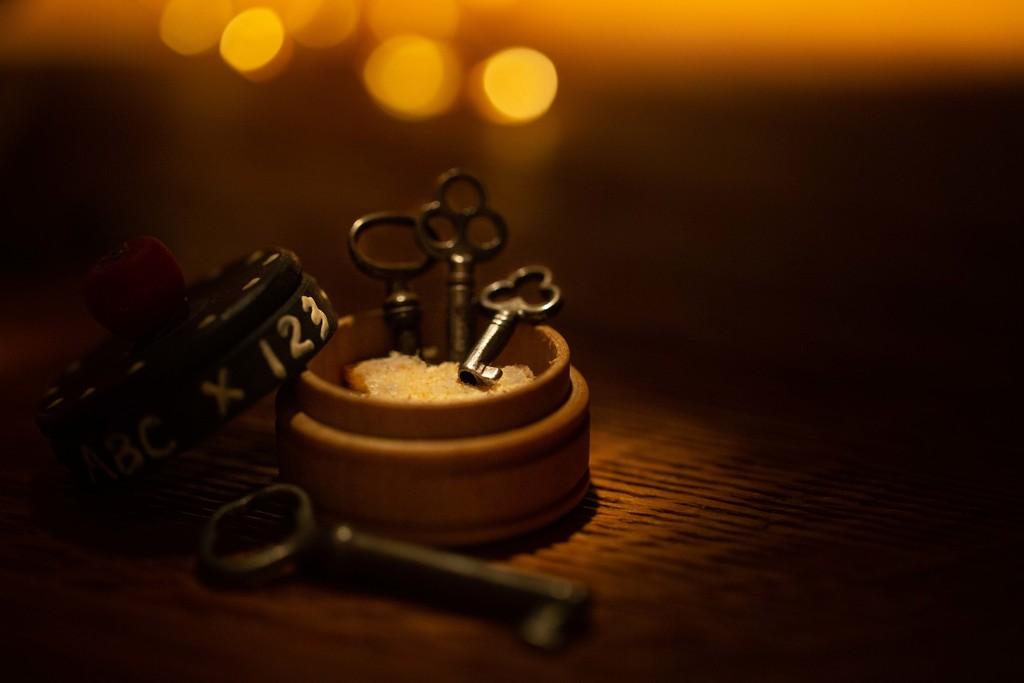 123 Keys by adi314