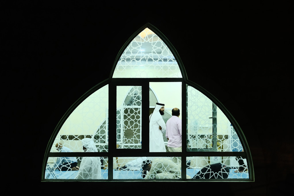 Fatimah bint Abd Al-Rahman Mosque, Abu Dhabi by stefanotrezzi
