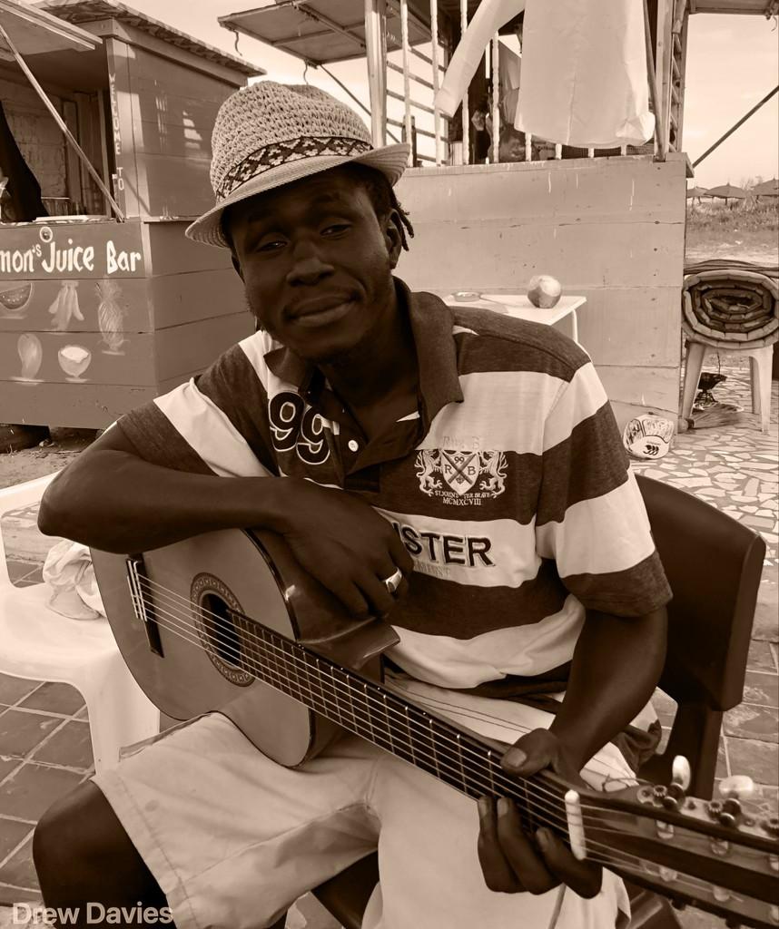 Guitar man by 365projectdrewpdavies