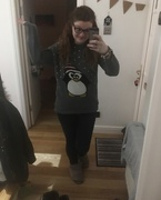 19th Dec 2018 - Penguin Jumper