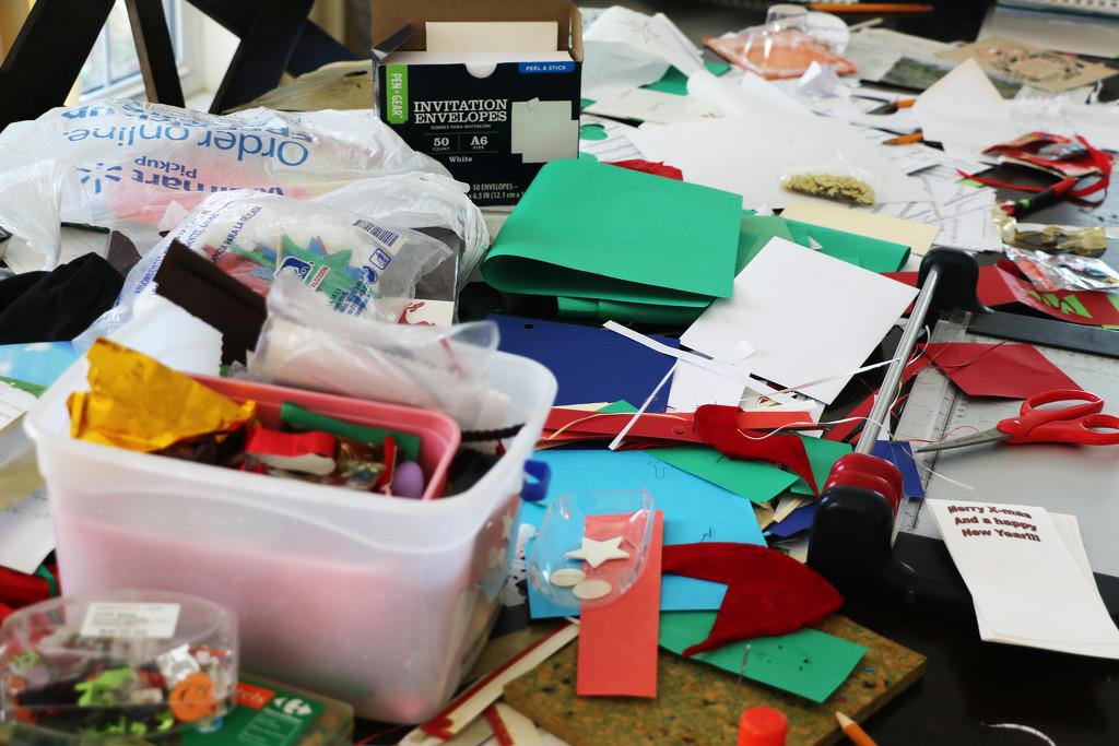 A mess by ingrid01