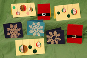 19th Dec 2018 - Our handmade cards
