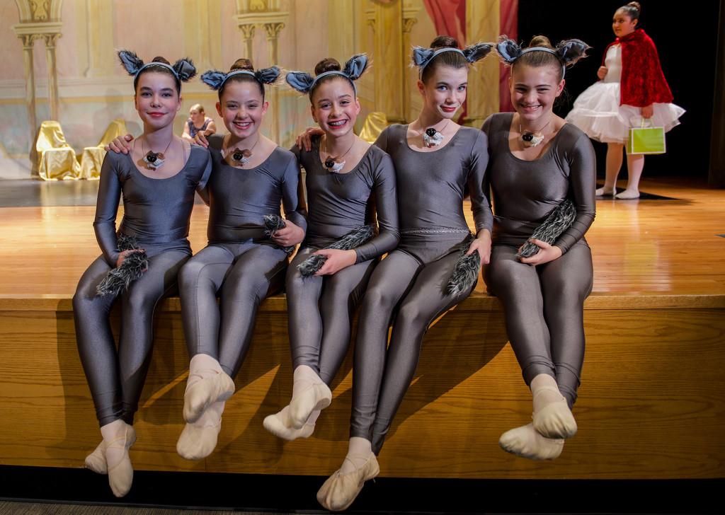 Wolf Dancers by loweygrace