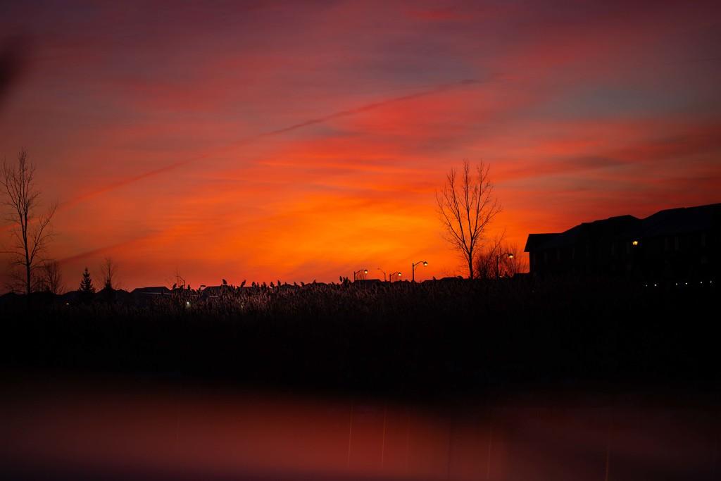 Morning sunrise by adi314