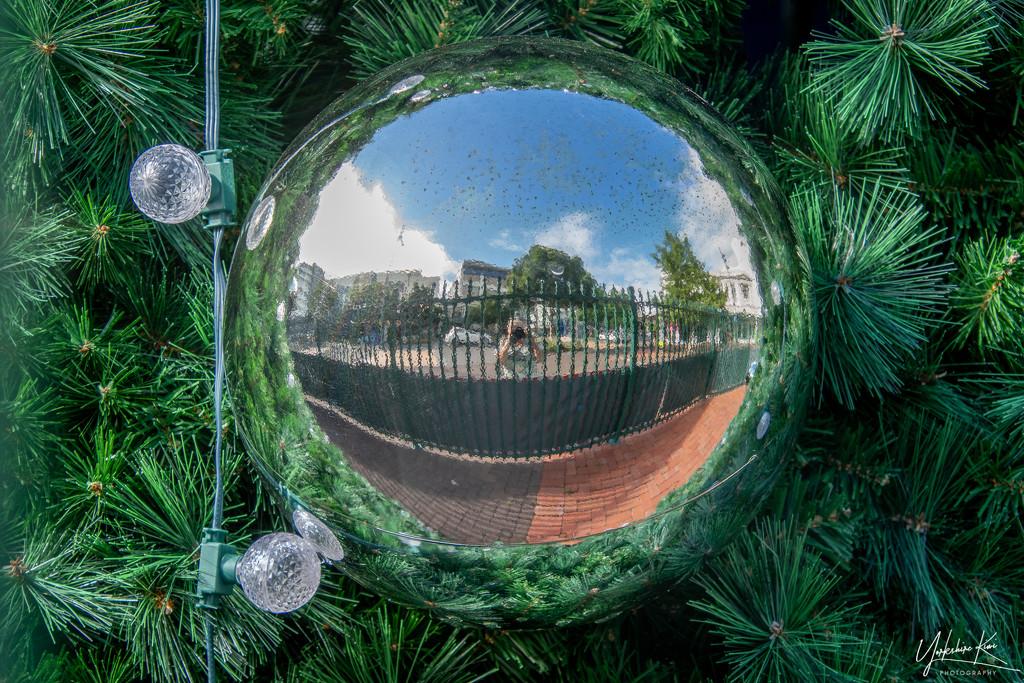 Giant Bauble by yorkshirekiwi