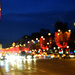 Christmas on the Champs Elysees by parisouailleurs