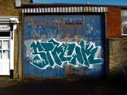 12th Dec 2018 - Garage Graffitti