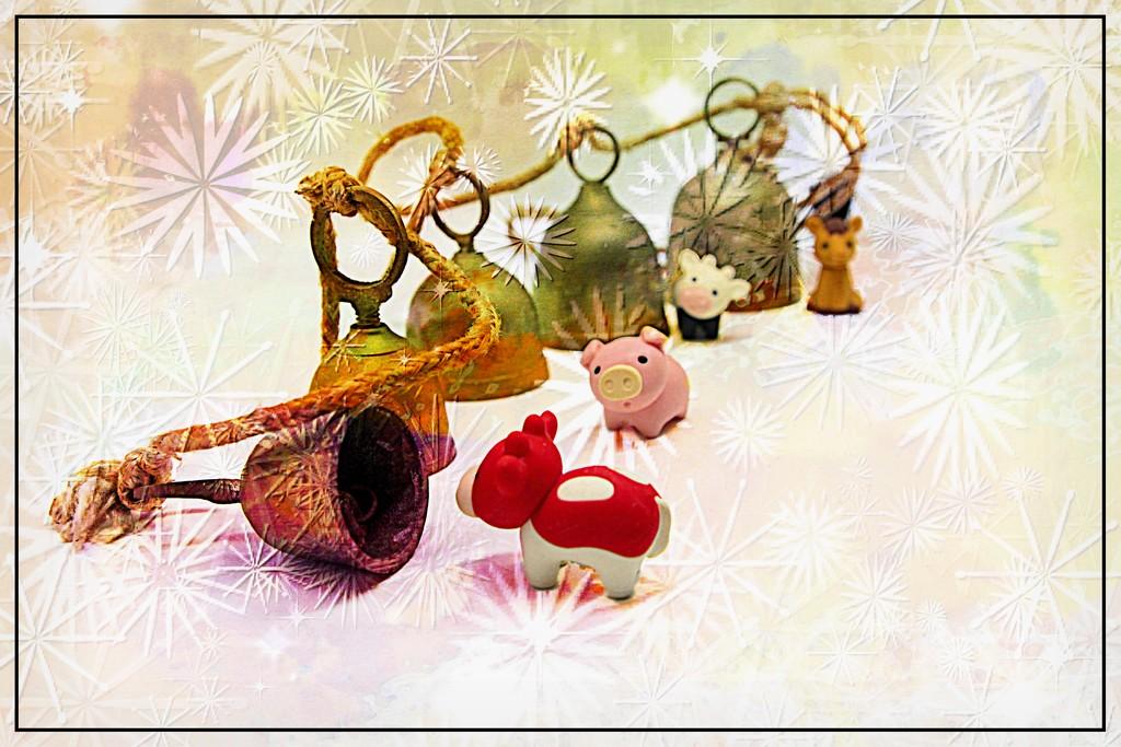 Critter Carols 11 by olivetreeann