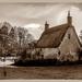 Thatched Cottage, Upper Harlestone by carolmw