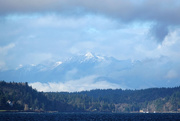 22nd Dec 2018 - Olympic Mountains