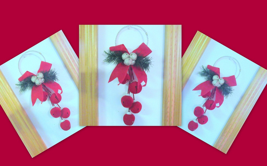 Christmas decorations by bruni