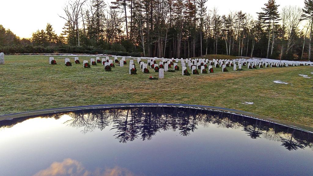 Wreaths Across America by joansmor