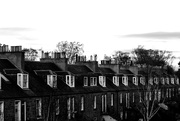 23rd Dec 2018 - windows and chimney pots