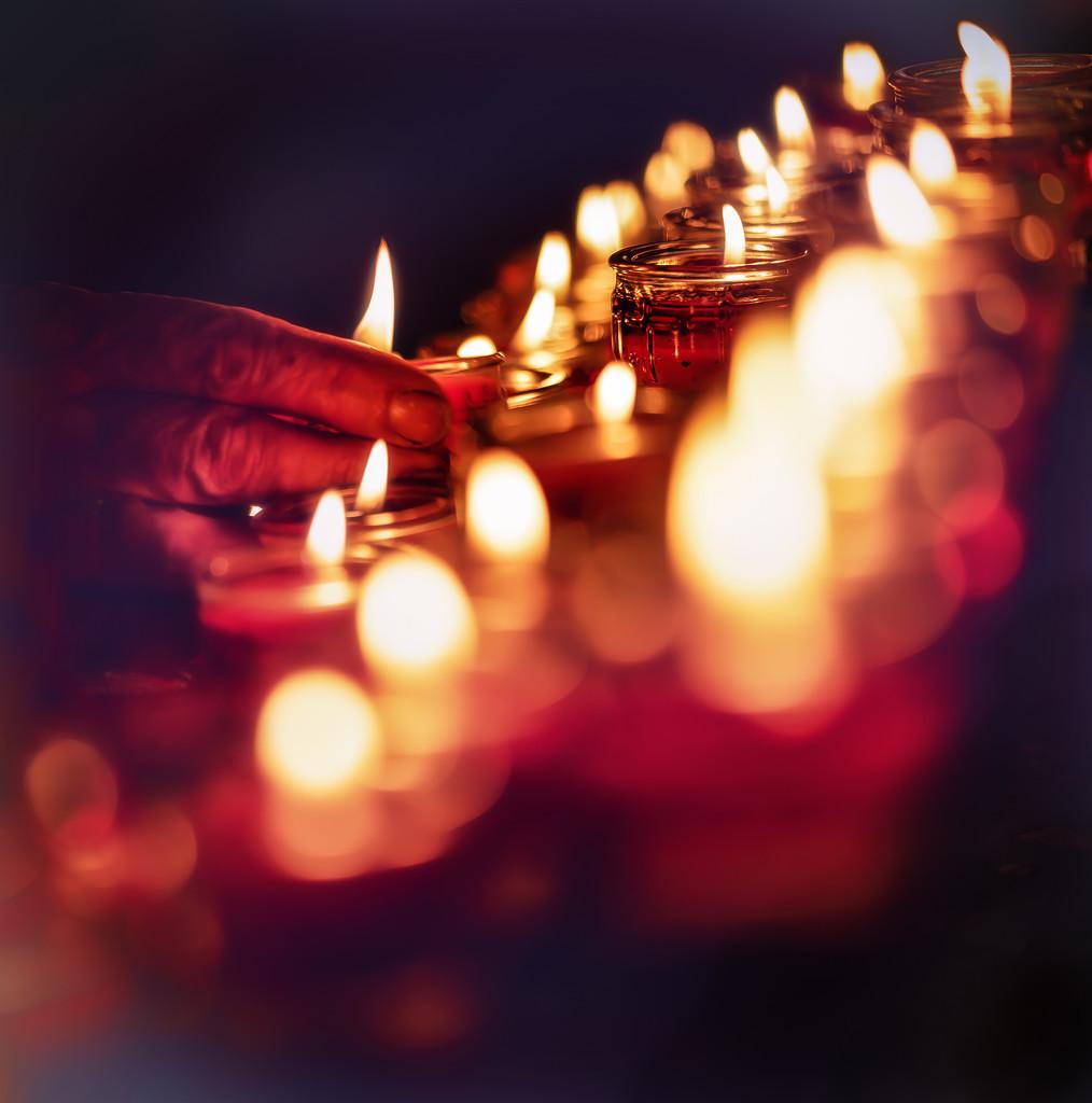 peace light by jerome