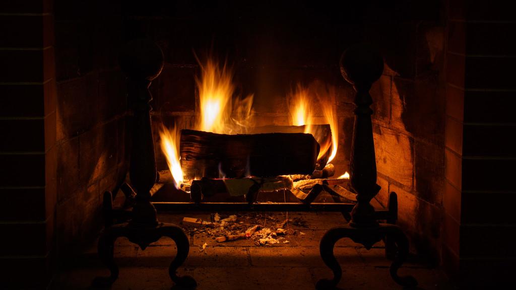 Fireplace by batfish