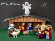 25th Dec 2018 - Nativity
