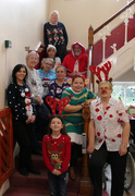 25th Dec 2018 - It was Christmas Day in the Care Home......