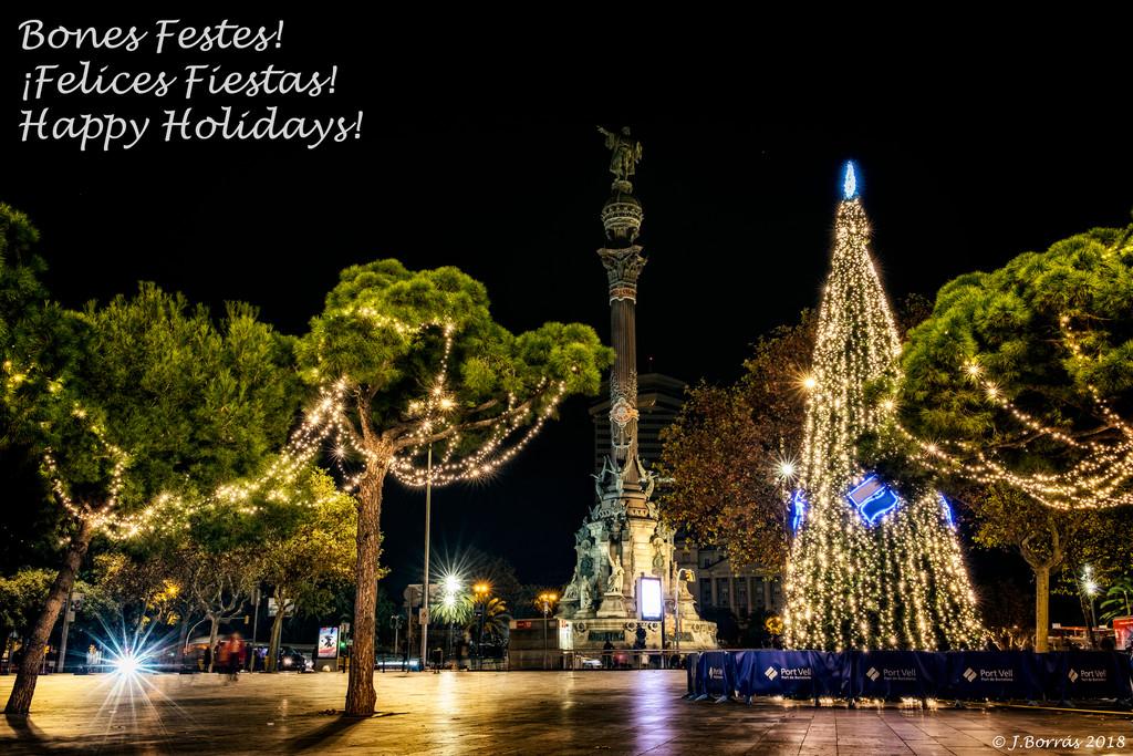 Happy Holidays! by jborrases