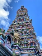 25th Dec 2018 - Hindi temple.
