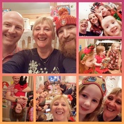 25th Dec 2018 - Christmas day fun at my son's house!