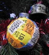 15th Dec 2018 - A Moving Ornament