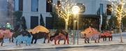 26th Dec 2018 - Buffalo Sculptures