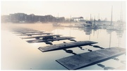 27th Dec 2018 - The mist on the docks yesterday!