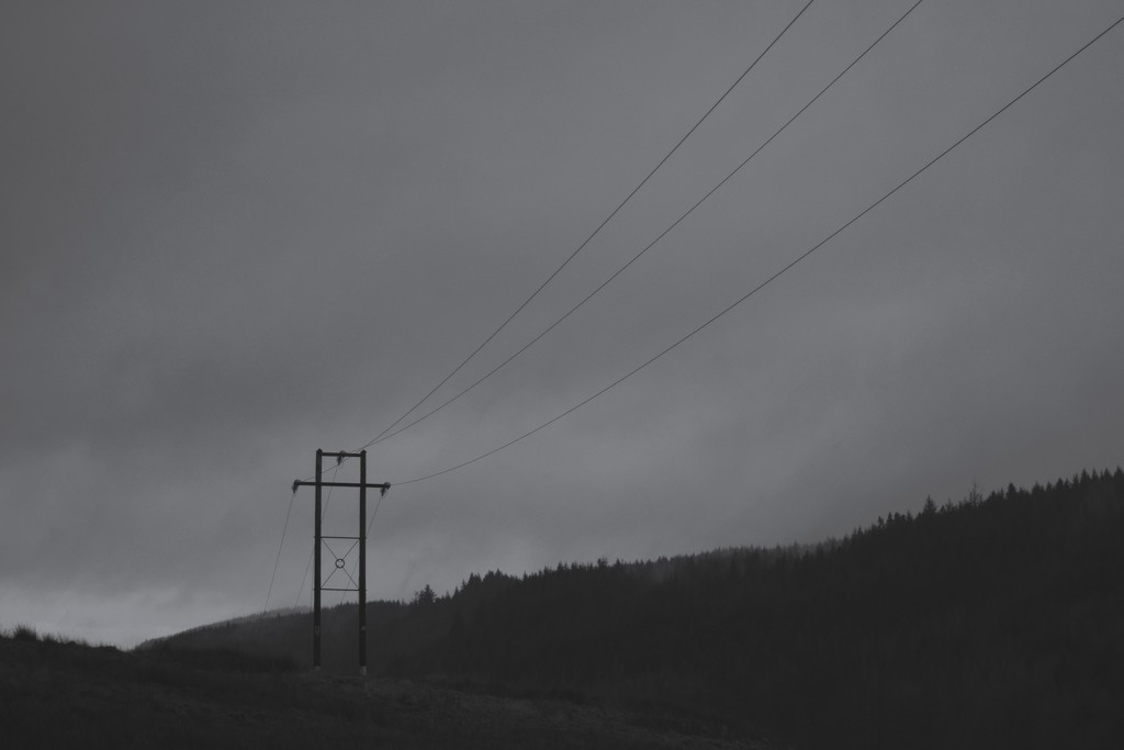power line by christophercox