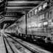 Metra Awaits Its Passengers by taffy