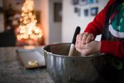24th Dec 2018 - Making Cookies for Santa