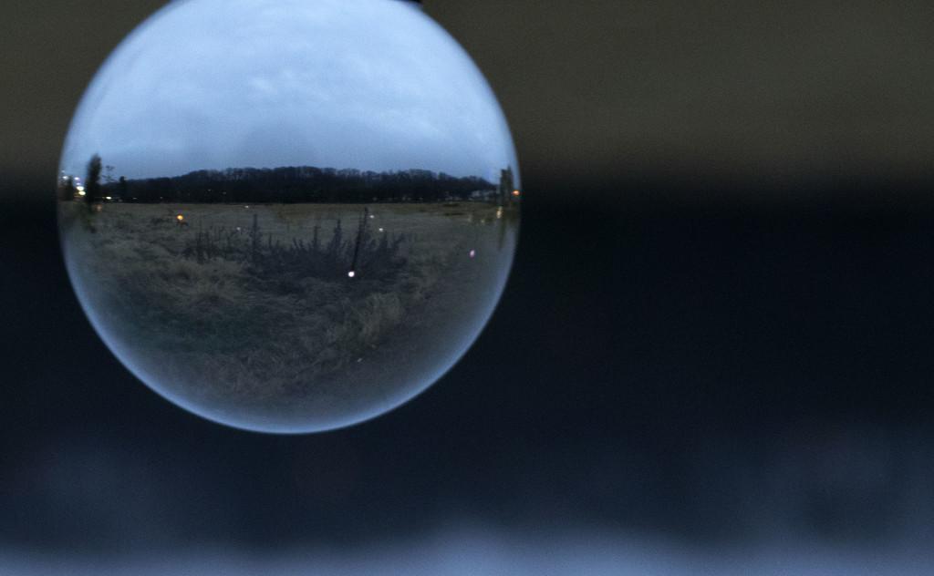 Winter Landscape by lynbonn