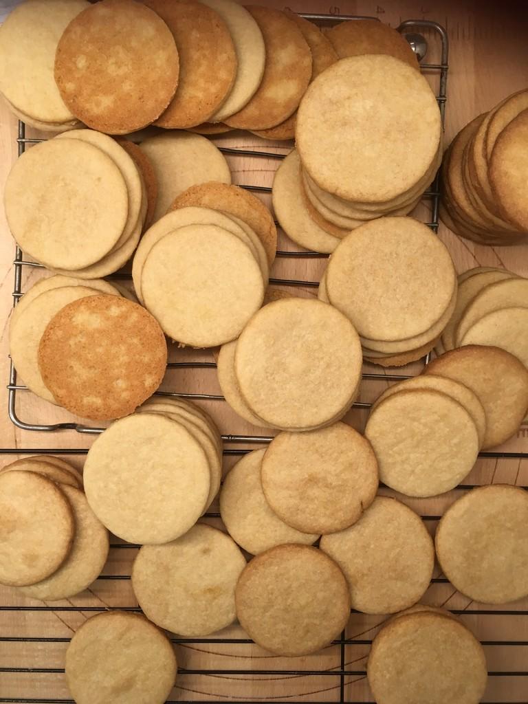 Aunt Kak's cookies by darlenet