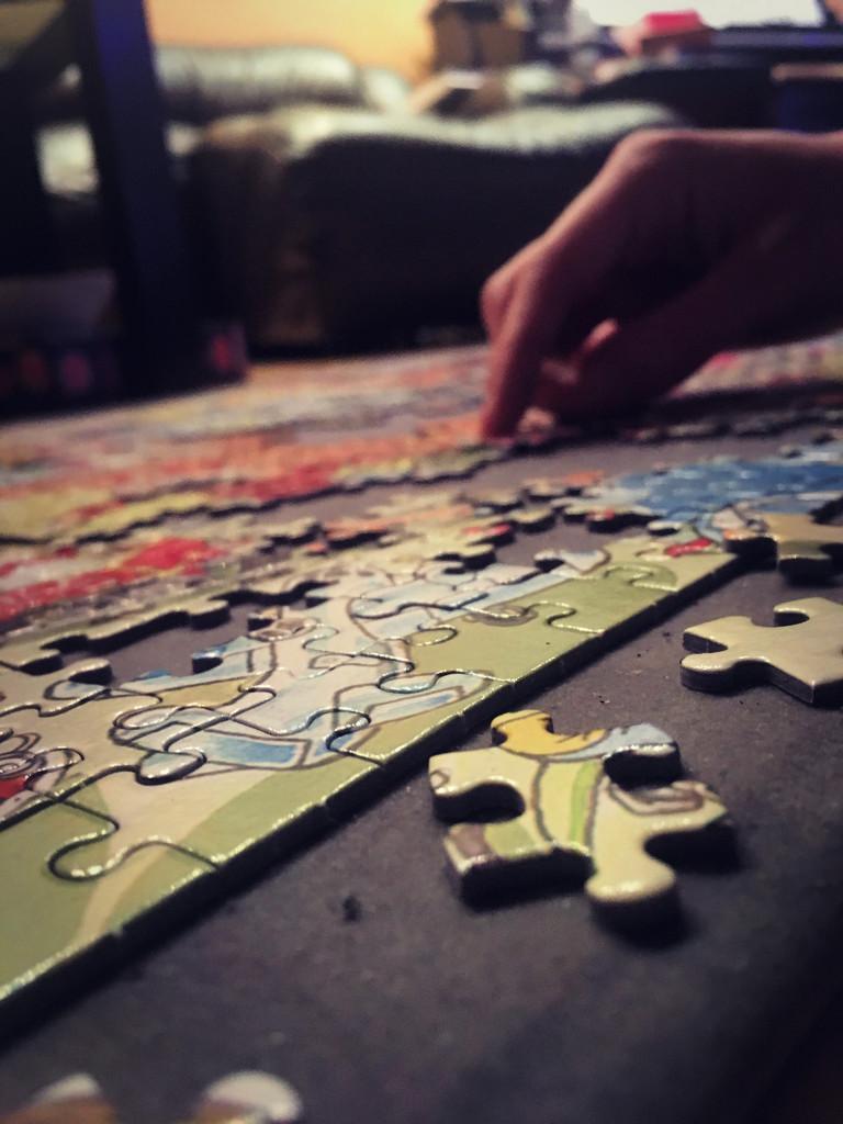 Jigsaw by naomi
