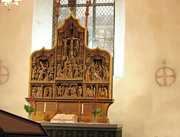 6th Jul 2018 - Carved altar piece of Vanaja Church IMG_6333
