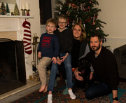 23rd Dec 2018 - Neice's Family