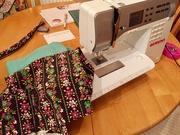 28th Dec 2018 - Sewing