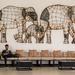 Elephants and iPhone by golftragic