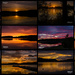 Sunset on Svorksjøen in 2018 by elisasaeter