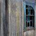 Barn window by mittens