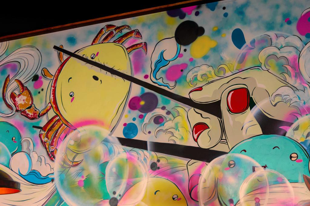 Art on the wall  by samae