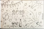 1st Jan 2019 - New Years Day