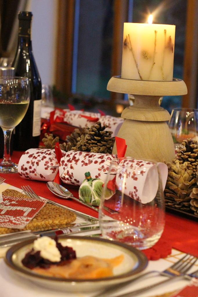 Christmas feast by callymazoo