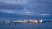 1st Jan 2019 - Southampton Grain Terminal