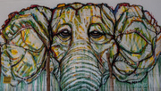 2nd Jan 2019 - Elephant mural 2