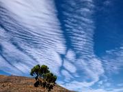 2nd Jan 2019 - Footprint in the sky