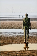 3rd Jan 2019 - Antony Gormley's 'Another Place'