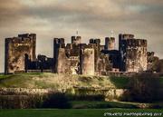 3rd Jan 2019 - Caerphilly Castle
