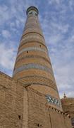 1st Jan 2019 - 001 - Khoja Minaret, Khiva