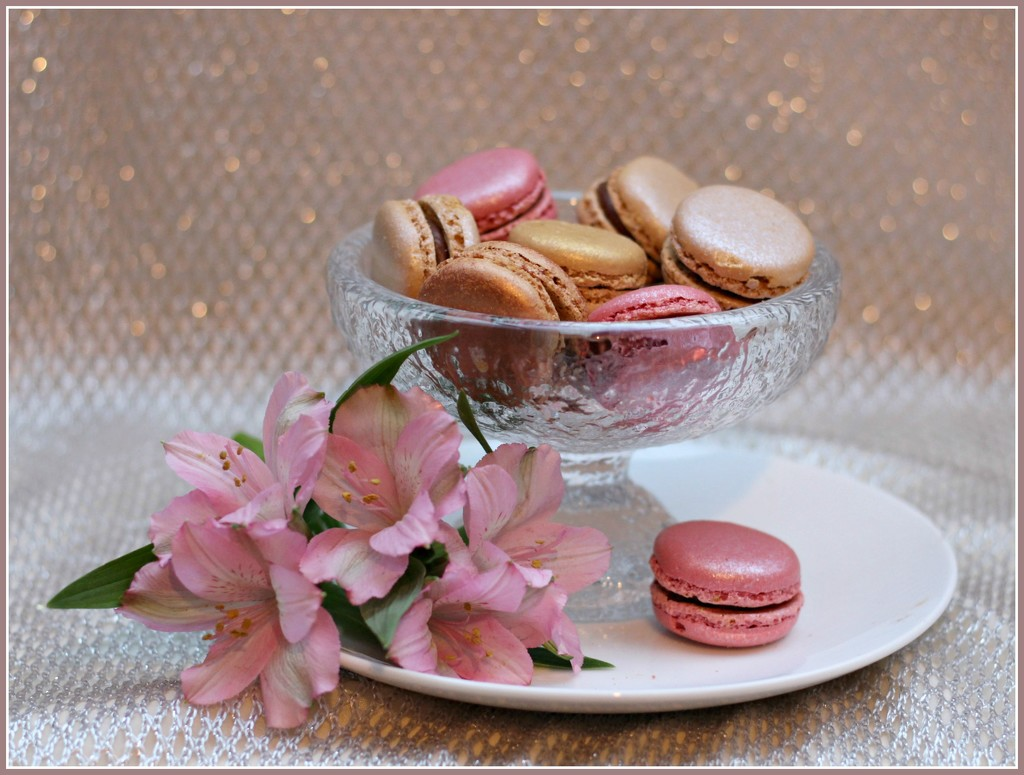 Macarons. by wendyfrost