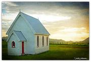 4th Jan 2019 - Kohekohe Church grunged...